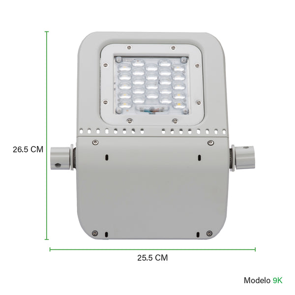 Reflector LED Flood Light V2 Series - Besser Lighting
