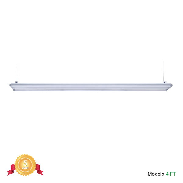 Luminaria Lineal LED Shop Light Series - Besser Lighting