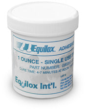 Equilox Single Use Jars