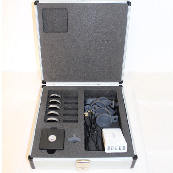 A3SB2-K5 5 soundBadge kit including acoustic calibrator