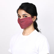 100 % handloom cotton mask - Set of 2 assorted masks
