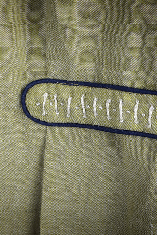 Light green cotton shrug