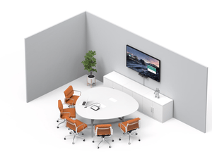 Meet Video Conferencing Small Room Bundle 3rd Party Product Logitech