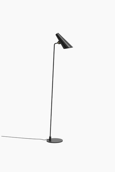 himmee siro siro floor lamp single black