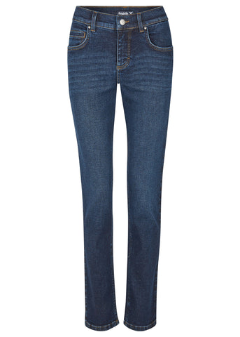 Angels Cici Jeans Dark Indigo Used
