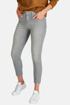 Angels Ornella 7/8 Jeans Light Grey Used
