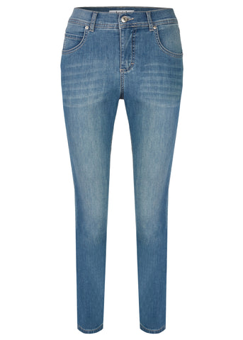 Angels Ornella 7/8 Jeans Light Blue Used
