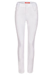 One Size Fits All Jeans mit Stretch-Bund White