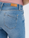 Cross Laureen Jeans Light Blue