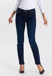 Cross Anya Jeans Deep Blue