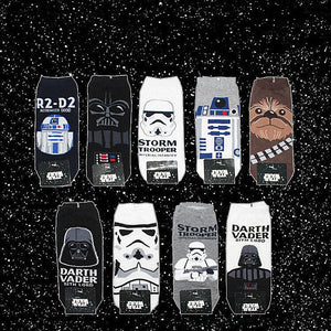 Star Wars Wookiees Cosplay Socks Jedi Knight Storm