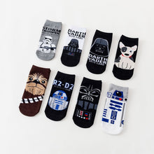 Load image into Gallery viewer, Star Wars Wookiees Cosplay Socks Jedi Knight Storm