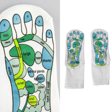 Load image into Gallery viewer, Hot Sale Acupressure Socks Physiotherapy Massage Relieve