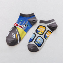 Load image into Gallery viewer, Creative Funny Socks Low Cut Ankle Sock