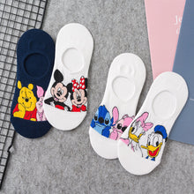Load image into Gallery viewer, Disney Characters Socks