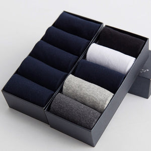 10 Pairs of Plain Breathable socks