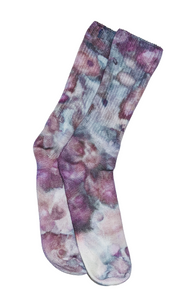 Stevie Tie Dye Bamboo Socks