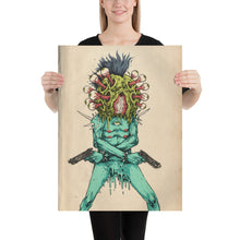 Load image into Gallery viewer, Eyepop Assassin Print