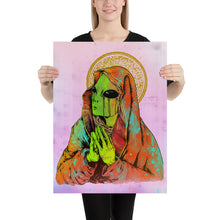 Load image into Gallery viewer, Alien Mary Print
