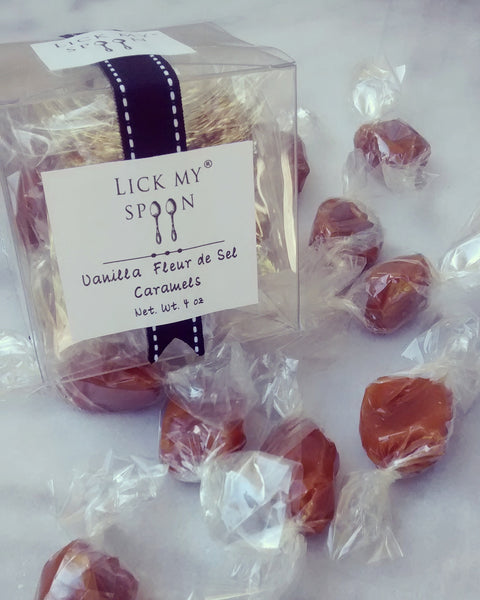 Caramel Candies - Assorted Flavors  - Pick your favorite!