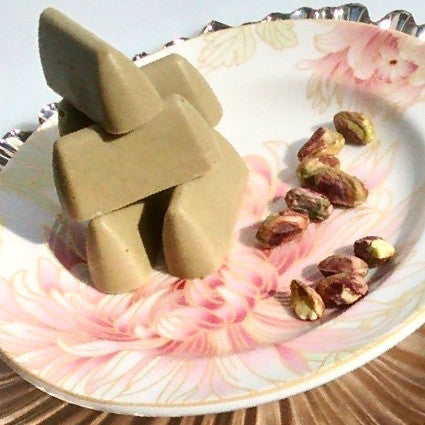 Pistacchiotto - Pistachio Cream and White Chocolate bars - Lick My Spoon