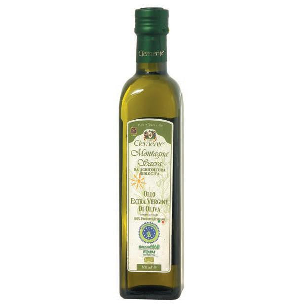 First Cold Pressed Extra Virgin Olive Oil - Montagna Sacra