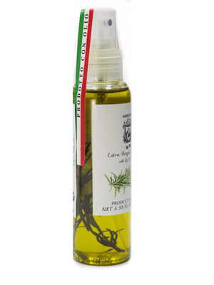 Spray Aromatic Infused First Cold Pressed Extra Virgin Olive Oil - Rosemary