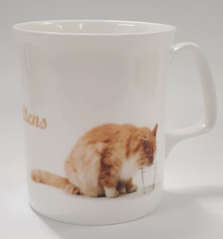 Mittens Coffee Cup