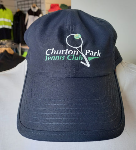 Churton Park Tennis Cap