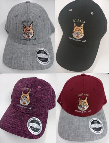 Mittens Adults and Youth Uflex Snapback Caps