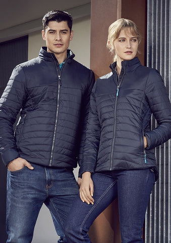 Ladies Expedition Quilted Jacket - J750L