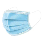 Disposable Face Mask 1SZ - 50 Pack