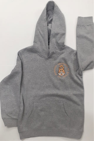 Mittens HRF Embroidered Kids Hoodie 2-6yrs