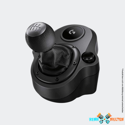 Logitech Driving Force Shifter - für G923/G920/G29