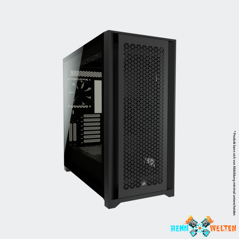 Corsair 5000D AIRFLOW Tempered Glass schwarz
