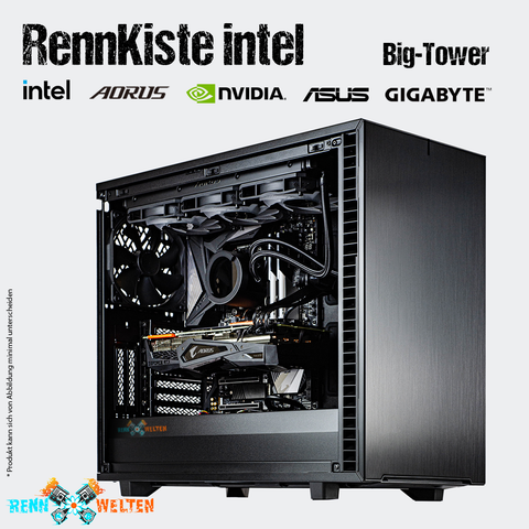 RennKiste 2021 intel big