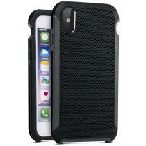 APPLE IPHONE X/XS TRAVELER CASE BLACK & GREY