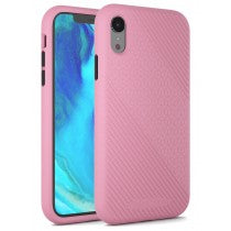 APPLE IPHONE XR PALADIN SERIES CASE LIGHT PINK