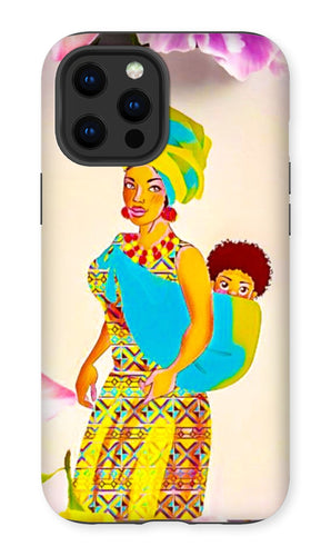 The Mother and Child Phone Case