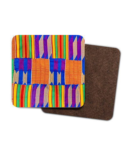 The Niata 4 Pack Hardboard Coaster Set-Gifts & Lifestyle-Essence of Asabea