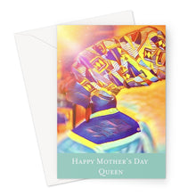 Afbeelding in Gallery-weergave laden, The Ohenewaa Mother's Day Greeting Card-Greeting Card-Essence of Asabea