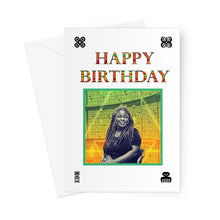 Afbeelding in Gallery-weergave laden, The Maame Asor Birthday Card-Greeting Card-Essence of Asabea