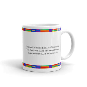 The Abena Day Name Coffee Mug-Mug-Essence of Asabea