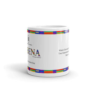 The Kobena Day Name Coffee Mug-Mug-Essence of Asabea