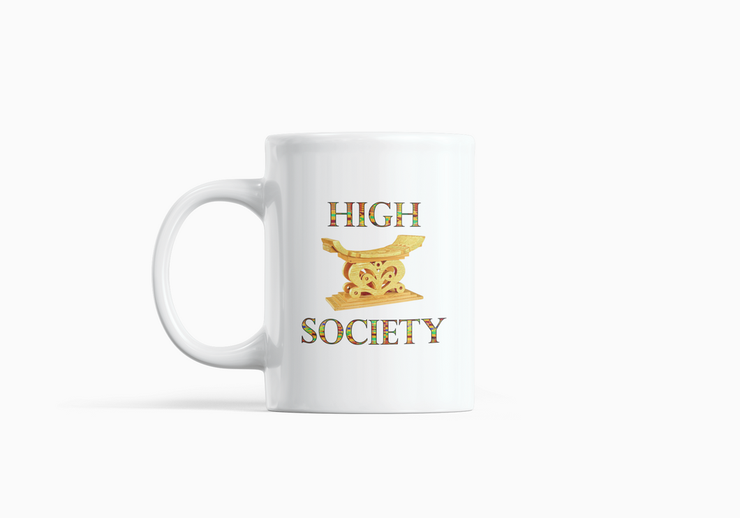 The Golden Stool Mug