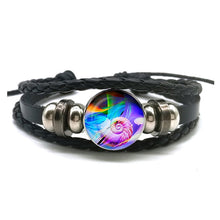 Load image into Gallery viewer, Save Sea Turtle Jewelry | Leather Sea Turtle Bracelet-seaxox.com