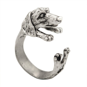 Cute Animal Knuckle Rings-seaxox.com