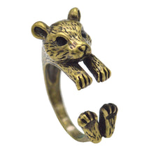 Load image into Gallery viewer, Cute Animal Knuckle Rings-seaxox.com