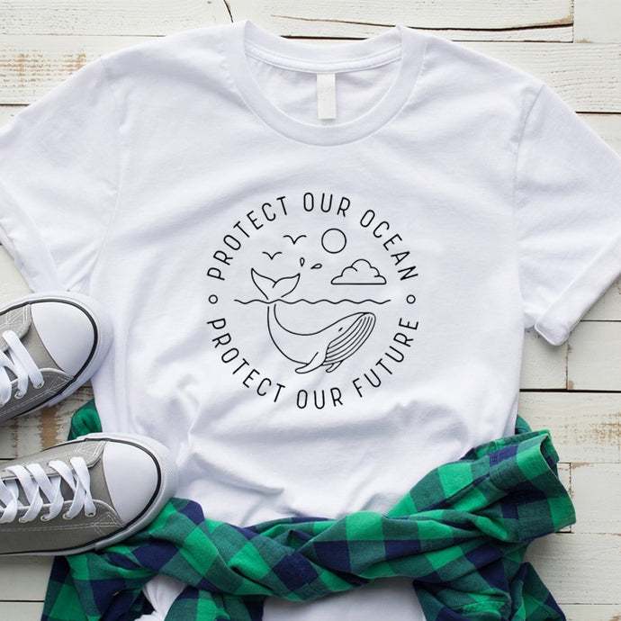Save the Ocean Tshirts | Protect the Ocean TShirts-seaxox.com