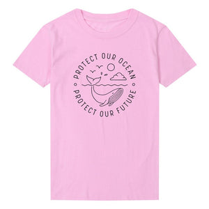 Save the Ocean Tshirts | Protect the Ocean TShirts